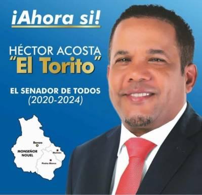 Circula imagen de posible candidatura de El Torito