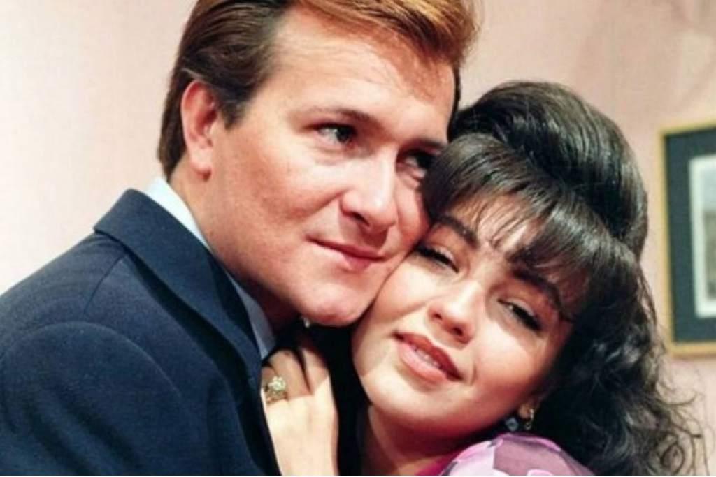 Actor Arturo Peniche dice que no le gustaba besar a Thalía por su mal aliento