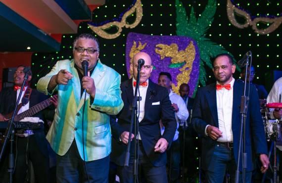 Pochy Familia y la Coco Band celebra sus 30 años y aniversario de CIRSA