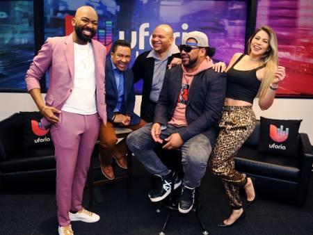 """El Shino Aguakate conductor de """"La Gozadera"""" en emisora de Univisión"""
