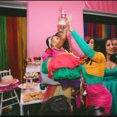 Cardi B celebra cumpleaños de su hija por todo lo alto, pese apagón