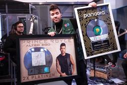 """Con """"Alter ego"""" Royce logra doble Disco Platino"""