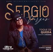 """Sergio Vargas anuncia """"Toque de queda"""" su primer concierto virtual en vivo"""